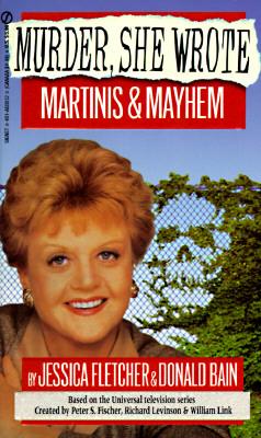 Image for Murder She Wrote :Martinis & Mayhem