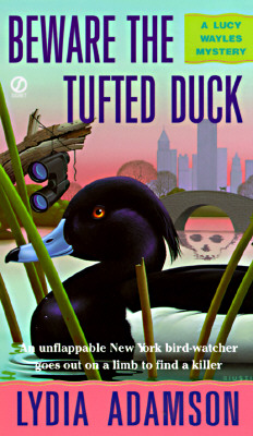 BEWARE THE TUFTED DUCK, ADAMSON, LYDIA