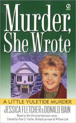 Image for Murder, She Wrote: A Yuletide Murder (Murder She Wrote)
