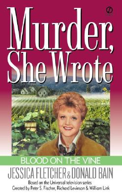 Image for Muder She Wrote: Blood On The Vine Murder She Wrote Series