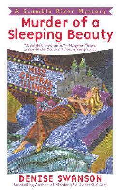 Image for Murder of a Sleeping Beauty (Scumble River Mysteries, Book 3)