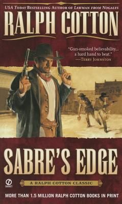 Sabre's Edge, Ralph  Cotton