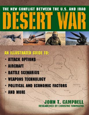 Image for Desert War: The New Conflict Between the U.S. and Iraq