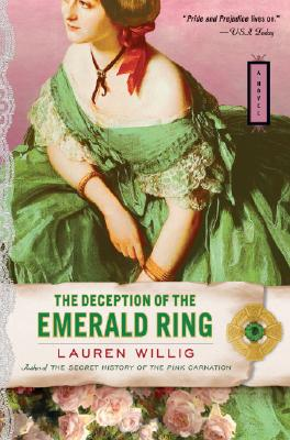 Image for DECEPTION OF THE EMERALD RING