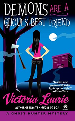 Image for Demons Are a Ghoul's Best Friend (Ghost Hunter Mysteries, Book 2)