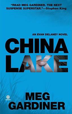 China Lake: An Evan Delaney Novel (Evan Delaney Mysteries), Meg Gardiner