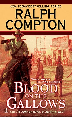 Image for Ralph Compton Blood on the Gallows