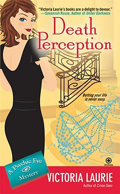 Image for Death Perception (Psychic Eye Mysteries, Book 6)
