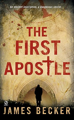 Image for The First Apostle (Chris Bronson)