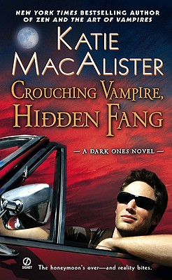 Image for CROUCHING VAMPIRE, HIDDEN FANG A DARK ONES NOVEL