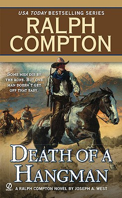 Image for Ralph Compton Death of a Hangman (Ralph Compton Western Series)