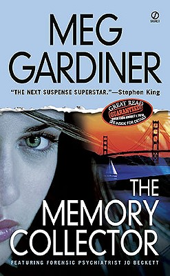 The Memory Collector (Jo Beckett), Meg Gardiner