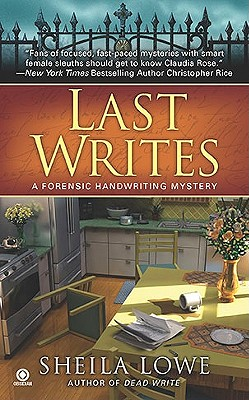 Image for Last Writes