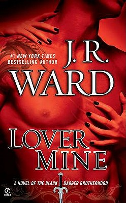 Image for Lover Mine #8 Black Dagger Brotherhood