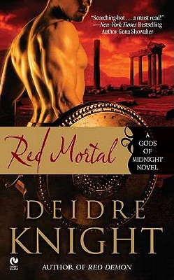 Red Mortal: A Gods of Midnight Novel, Deidre Knight