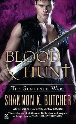 """Blood Hunt: The Sentinel Wars, """"Butcher, Shannon K."""""""