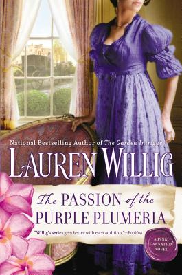 Image for The Passion of the Purple Plumeria: A Pink Carnation Novel