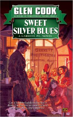 Sweet Silver Blues (Garrett, P.I.), Cook, Glen
