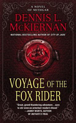 Voyage of the Fox Rider, DENNIS L. MCKIERNAN