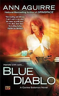 Image for BLUE DIABLO CORINE SOLOMON NOVEL