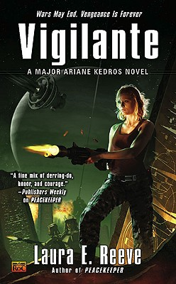 Image for Vigilante: A Major Ariane Kedros Novel
