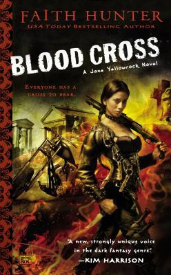 BLOOD CROSS, FAITH HUNTER