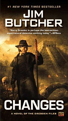 Image for Changes: A Novel of the Dresden Files