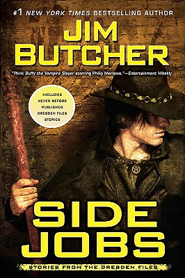 Image for Side Jobs: Stories From the Dresden Files