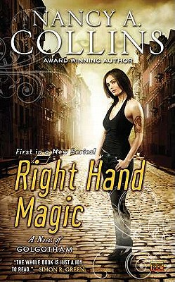 Image for Right Hand Magic: A Novel of Golgotham