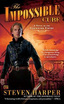 Image for The Impossible Cube: A Novel of the Clockwork Empire