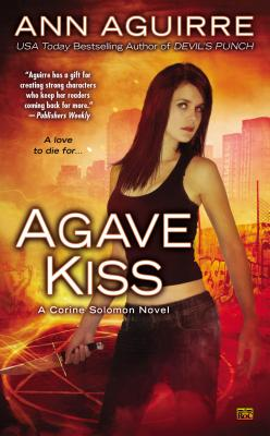 Image for Agave Kiss: A Corine Solomon Novel