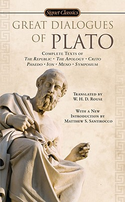 Image for Great Dialogues of Plato
