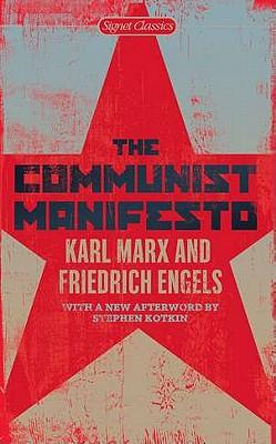 COMMUNIST MANIFESTO, MARX, KARL