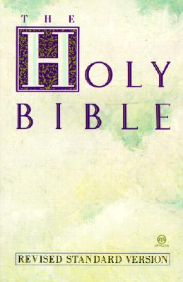 Image for Holy Bible, Revised Standard Version
