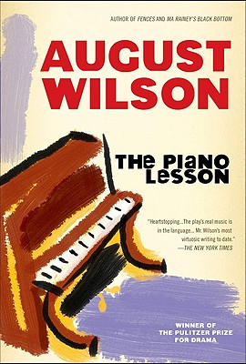 Image for PIANO LESSON