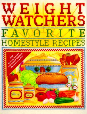Image for WEIGHT WATCHERS FAVORITE HOMESTYLE RECIP