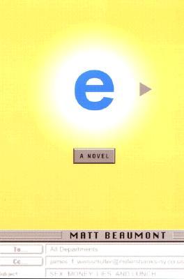 Image for E : A NOVEL