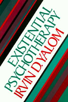 Existential Psychotherapy, Yalom, Irvin M.D.