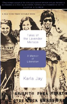 Image for Tales Of The Lavender Menace: A Memoir Of Liberation