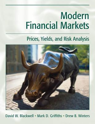 Image for Modern Financial Markets: Prices, Yields and Risk Analysis