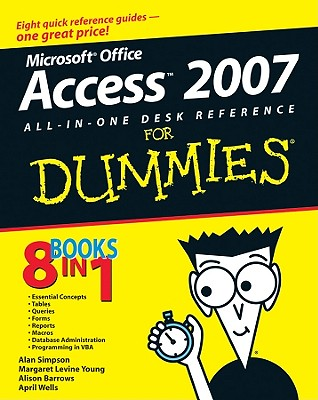 Image for Access 2007 All-in-One Desk Reference For Dummies