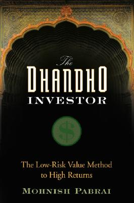 Image for Dhandho Investor: The Low-Risk Value Method to High Returns