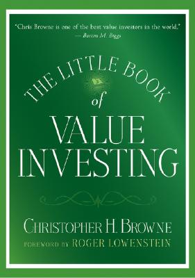 Image for LITTLE BOOK OF VALUE INVESTING