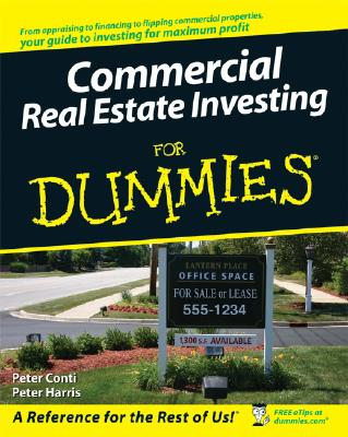 Image for Commercial Real Estate Investing For Dummies