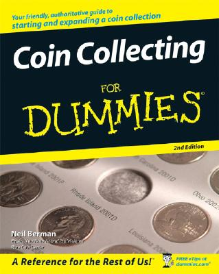 Image for COIN COLLECTING FOR DUMMIES 2ND EDITION