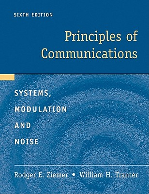Image for Principles of Communications
