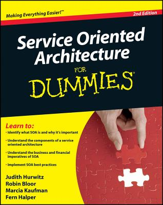 Image for Service Oriented Architecture (SOA) For Dummies, 2nd Edition
