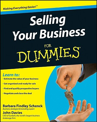 Image for Selling Your Business For Dummies (For Dummies (Business & Personal Finance))