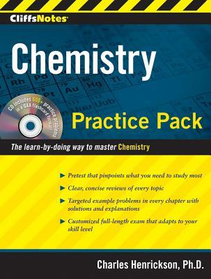 "CliffsNotes Chemistry Practice Pack, ""Henrickson, Charles"""