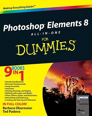 Image for Photoshop Elements 8 All-in-One For Dummies